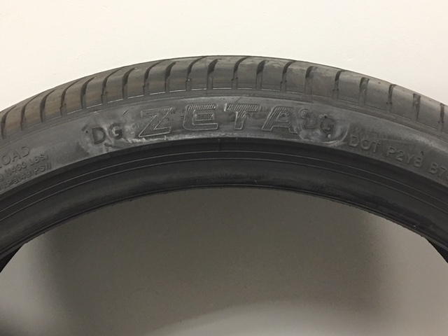 Summer Tyre PACE PC10 245/40R18 93 Y