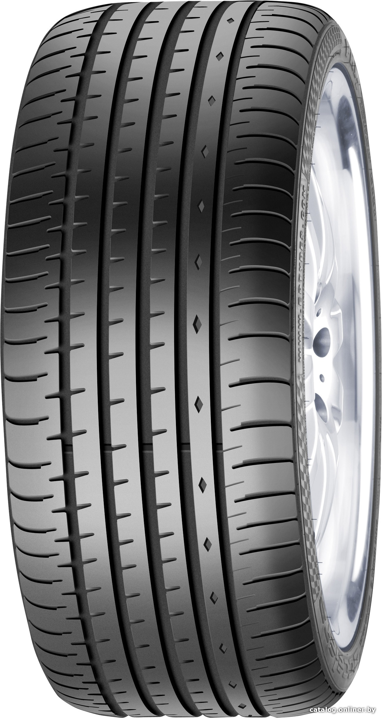 275/40R19 ACCELERA PHI-2 105Y XL (CAR SUMMER)
