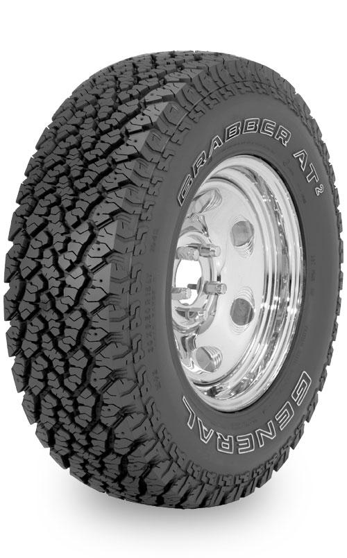 General AT2 Tyres