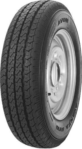 Avon AVANZA AV10 BSW Tyres