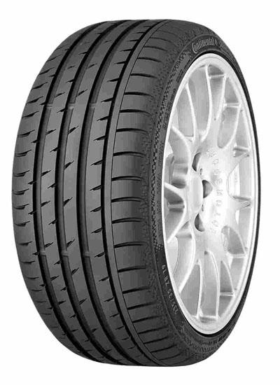 Continental CONTISPORTCONTACT 3 E SSR* Tyres
