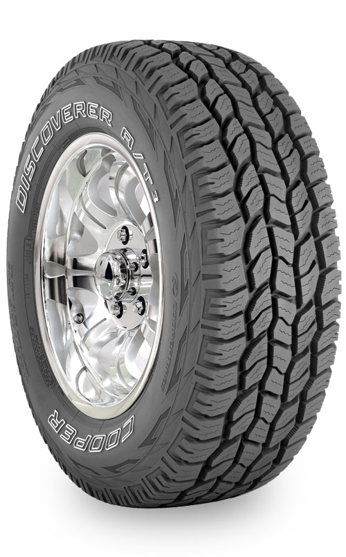 Summer Tyre COOPER DISCOVERER A/T3 SPORT OWL 265/70R15 112 T