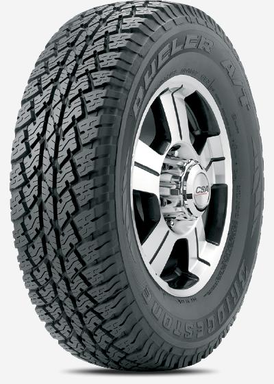 Summer Tyre BRIDGESTONE DUELER A/T 693III 265/65R17 112 S