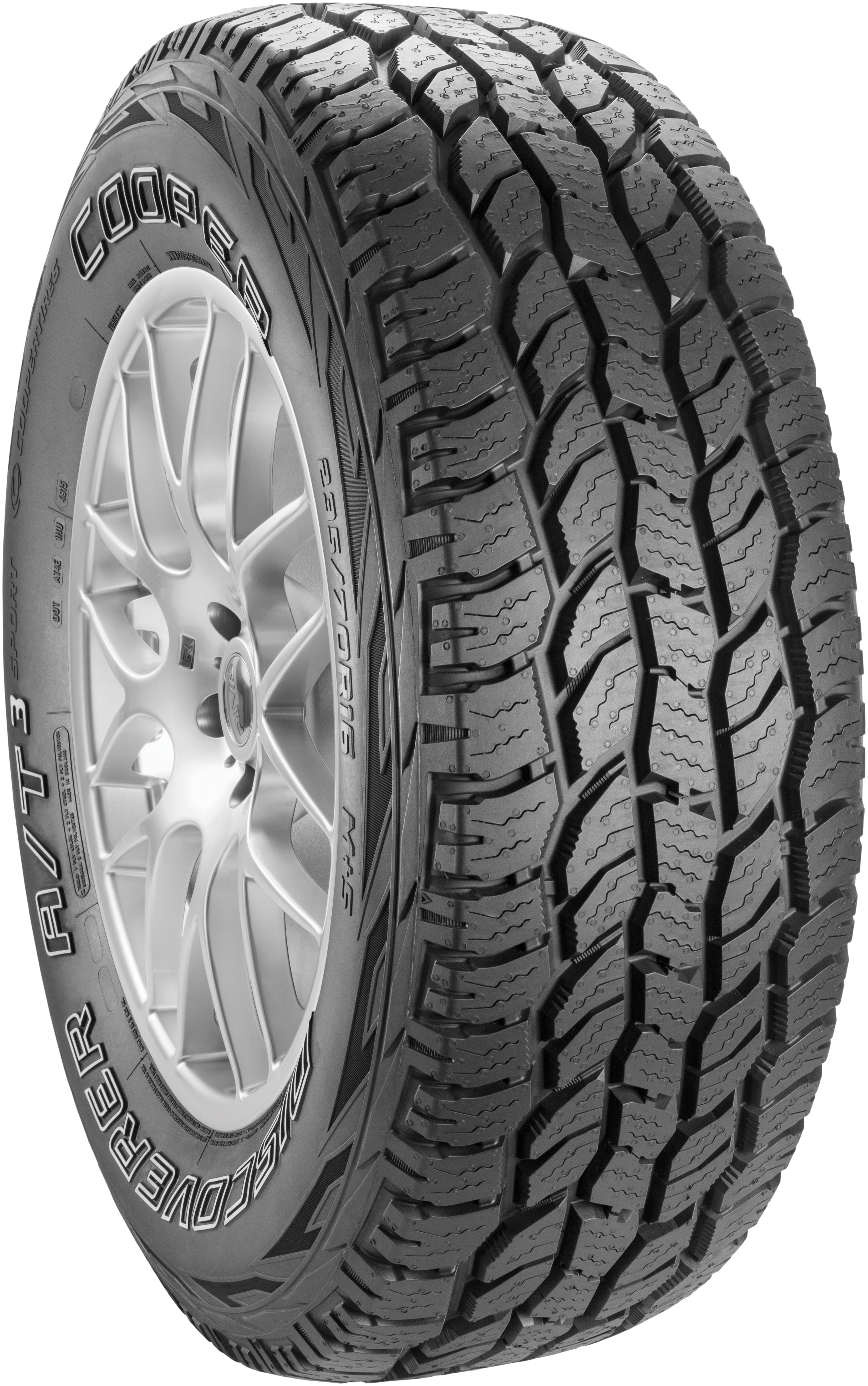 Summer Tyre COOPER DISCOVERER A/T3 SPORT BSW 235/70R17 111 T