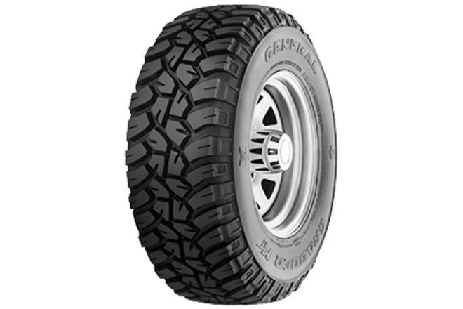 General GRABBER MT Tyres