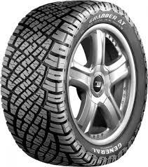 General GRABBER AT Tyres
