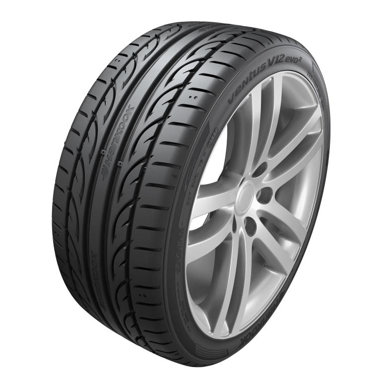 Summer Tyre HANKOOK VENTUS V12 EVO2 K120 215/50R17 95 W