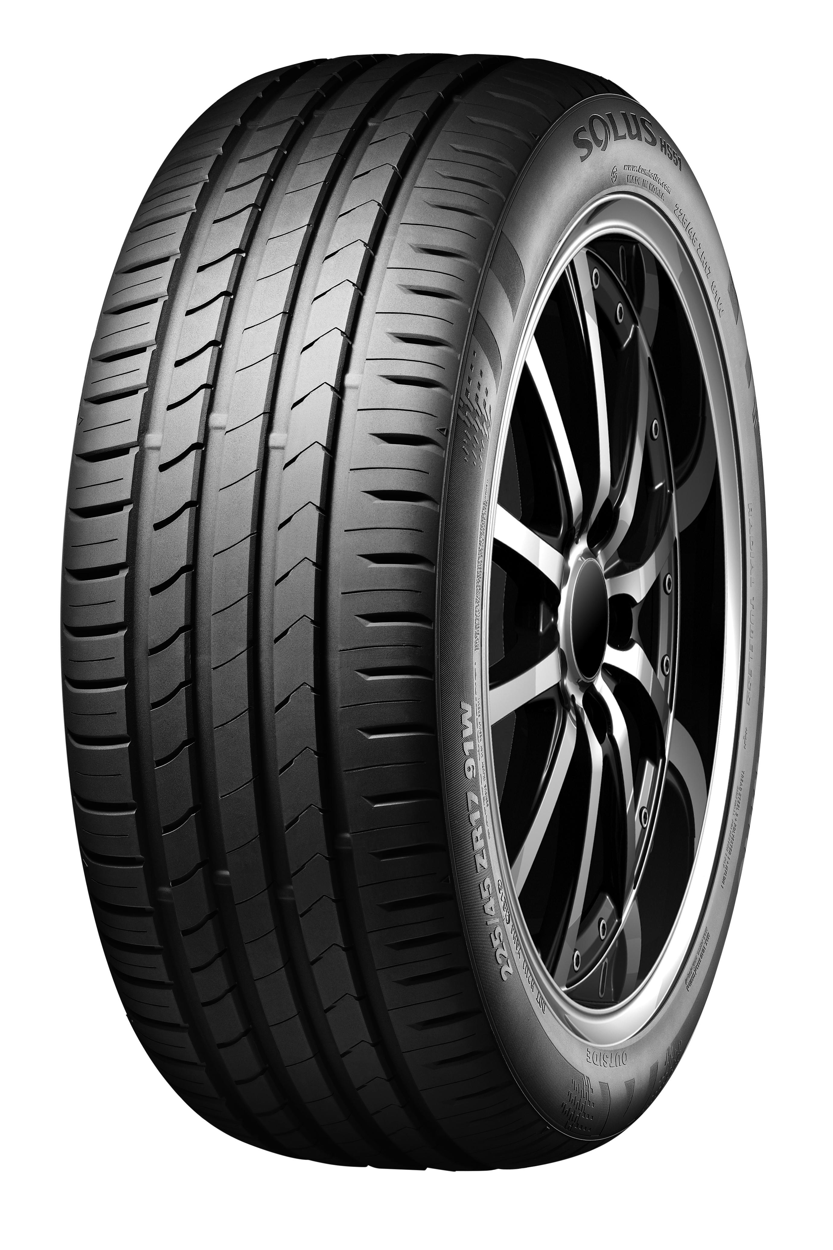 Summer Tyre KUMHO HS51 195/50R15 82 V