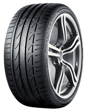 Summer Tyre BRIDGESTONE S001 255/35R19 96 Y