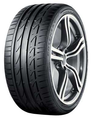 Tyre BRIDGESTONE T001 225/45R17 91 Y