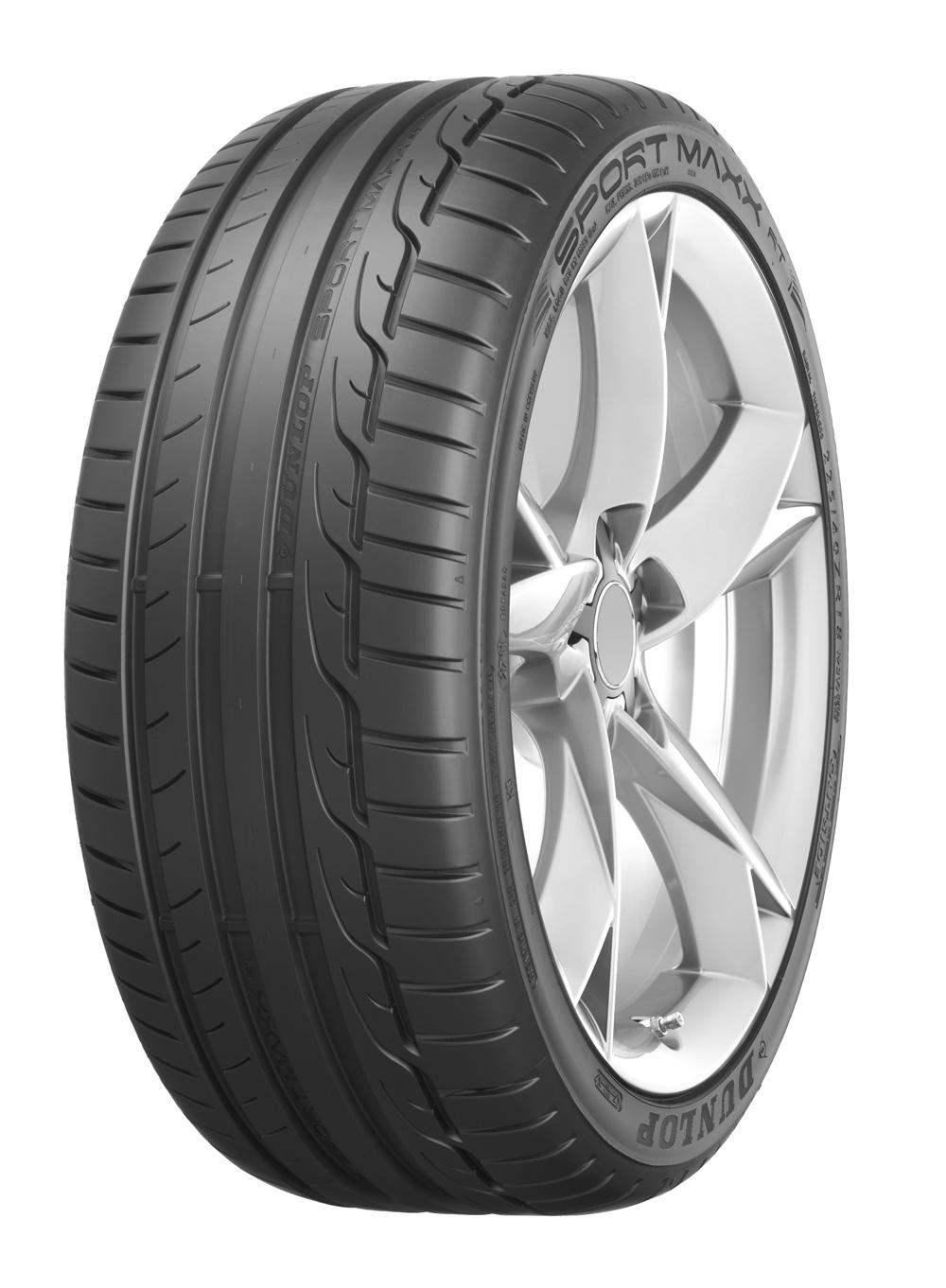 Summer Tyre DUNLOP SPORT MAXX RT 2 205/45R17 88 Y