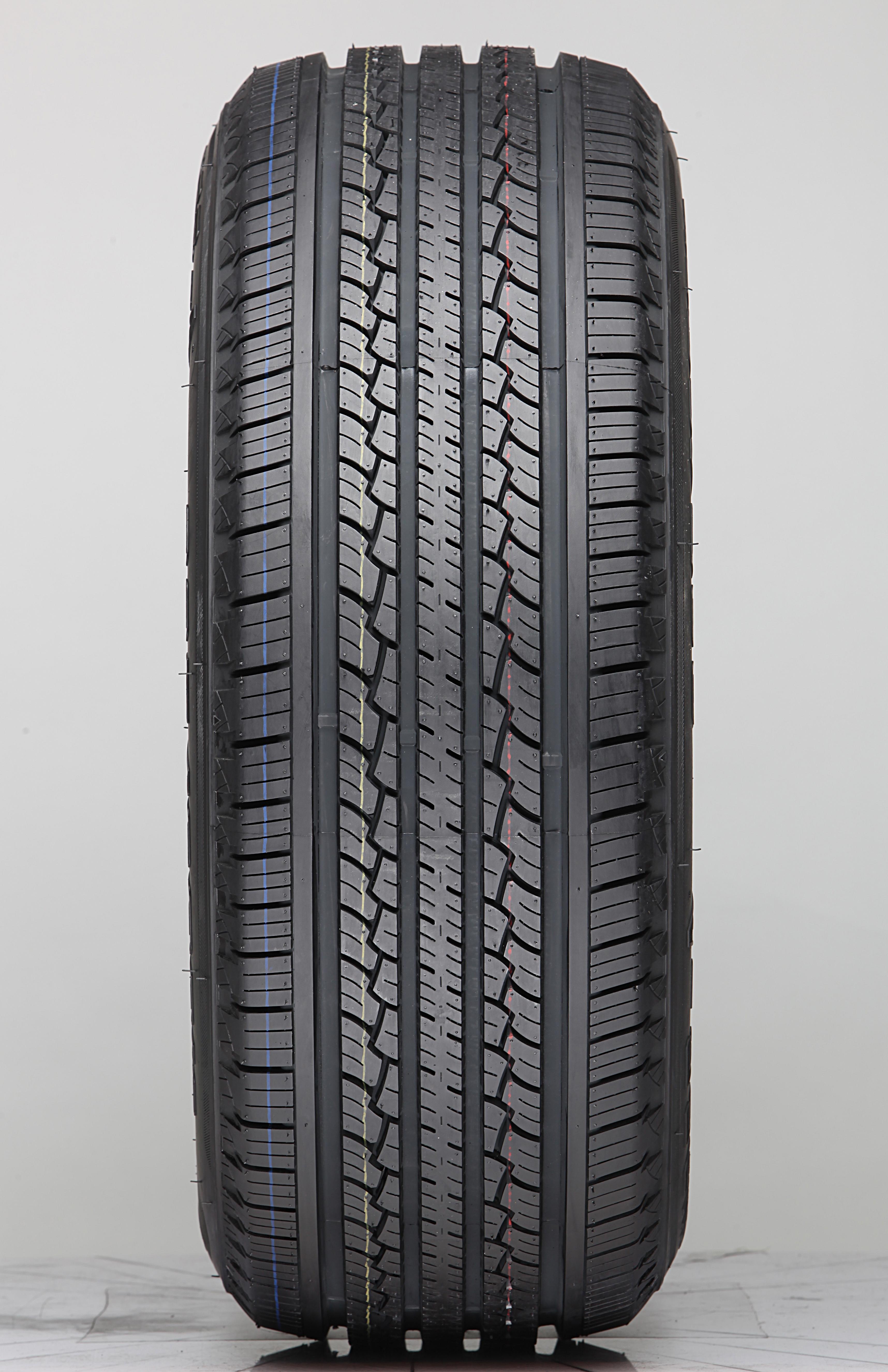 TOLEDO TL3000 Tyres