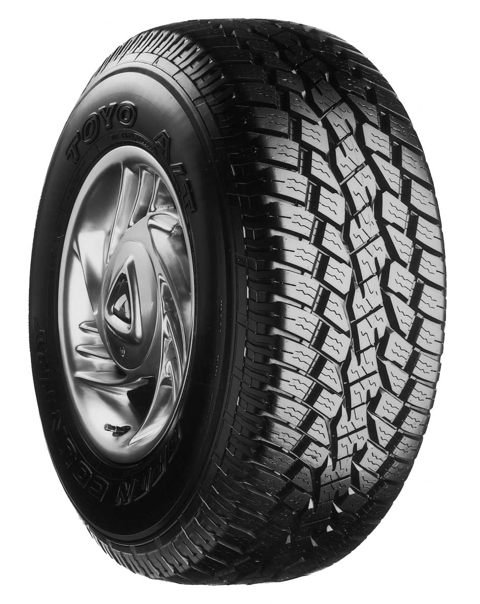 Summer Tyre TOYO OPAT+ 31/10R15 109 S