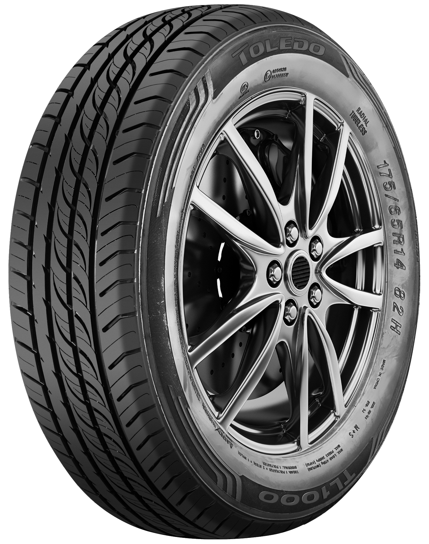 215/60R16 TOLEDO TL1000 99V XL (CAR SUMMER)