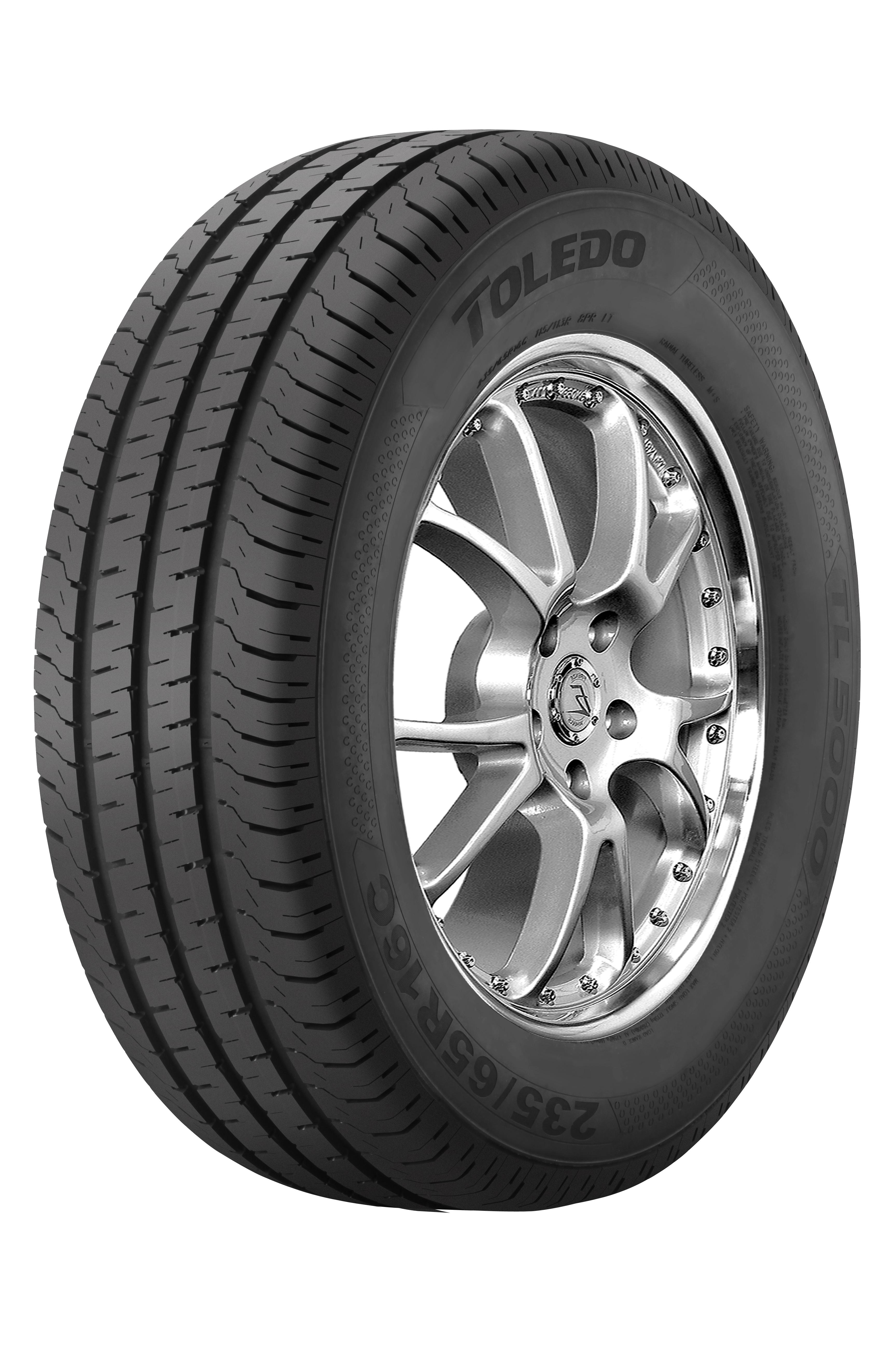 TOLEDO TL5000 Tyres