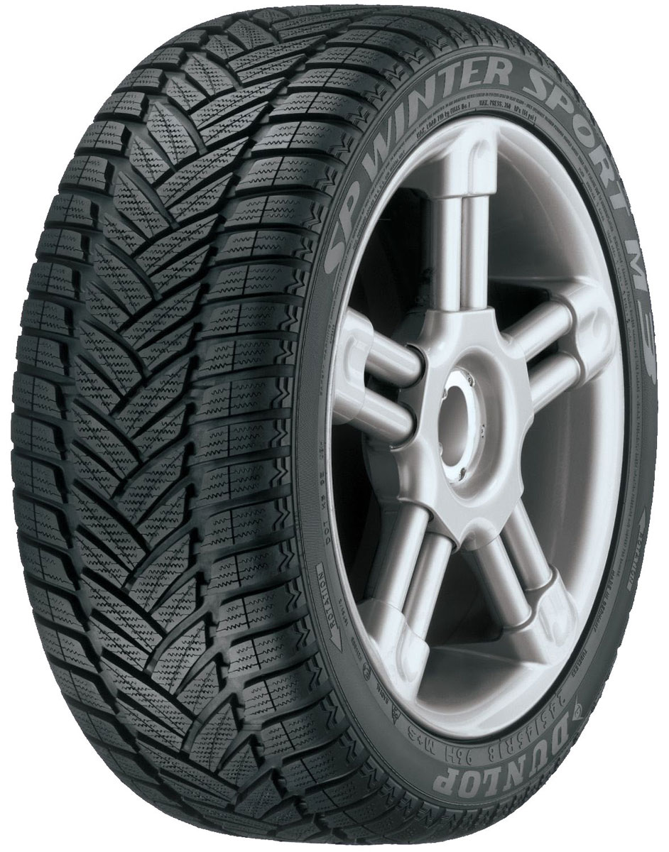 Winter Tyre DUNLOP WINTER RESPONSE 2 MS 175/65R14 82 T