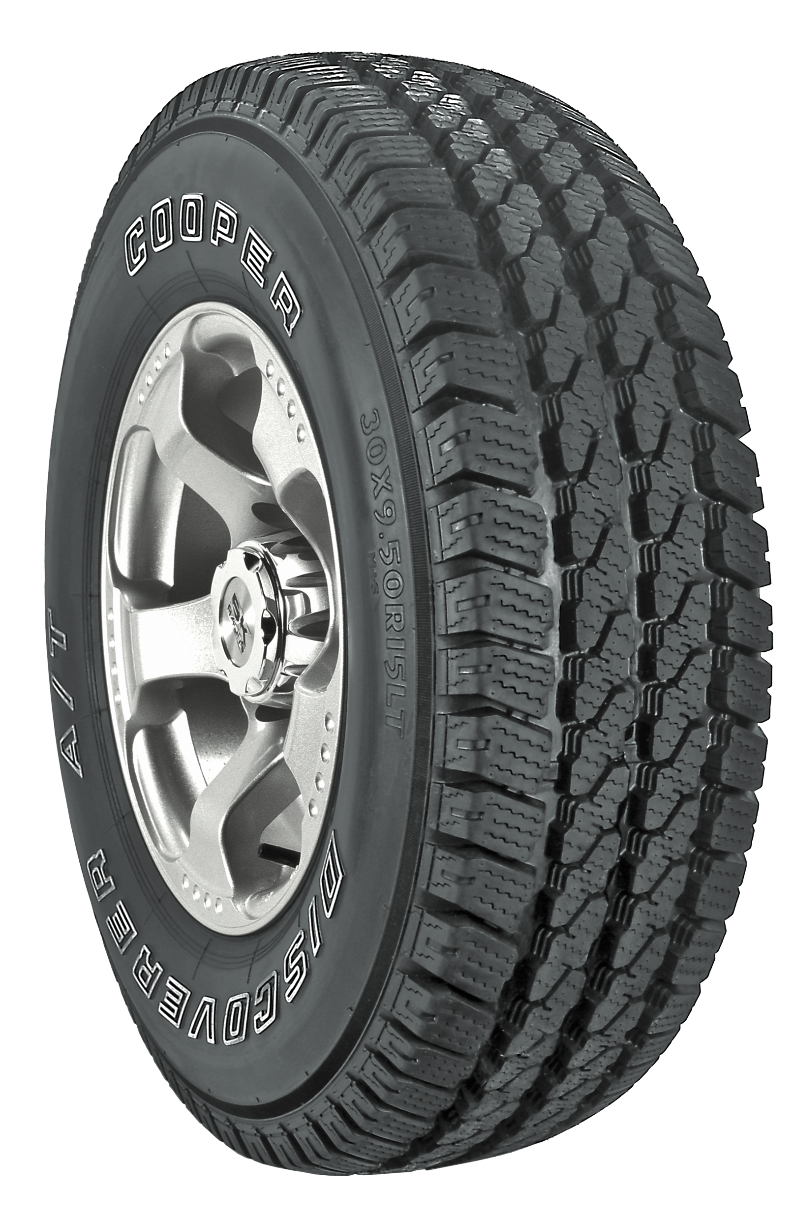 Cooper DISCOVERER A/T BSW Tyres