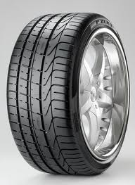Summer Tyre PIRELLI PZERO 275/35R20 102 Y