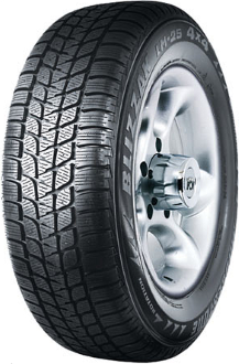 Winter Tyre BRIDGESTONE BLIZZAK LM25 185/55R16 87 T