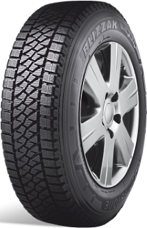 Winter Tyre BRIDGESTONE BLIZZAK W810 205/75R16 110
