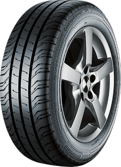 Summer Tyre CONTINENTAL CONTIVANCONTACT 200 195/65R16 104/100 T