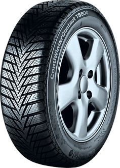 Winter Tyre CONTINENTAL CONTIWINTERCONTACT TS 800 145/80R13 75 Q