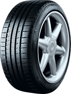 Winter Tyre CONTINENTAL CONTIWINTERCONTACT TS 810 S 245/45R19 102 V