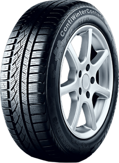 Winter Tyre CONTINENTAL CONTIWINTERCONTACT TS 810 195/60R16 89 H