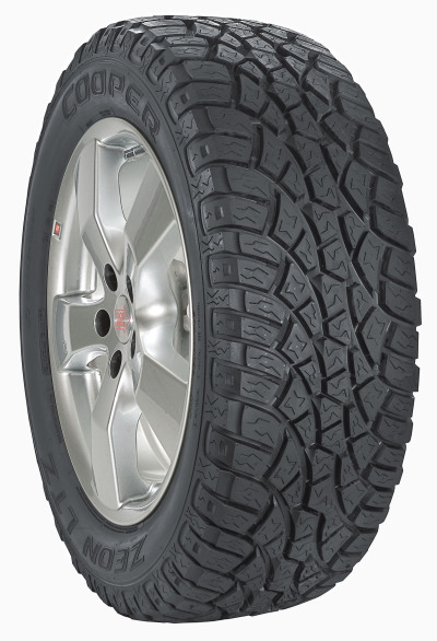 Cooper ZEON LTZ BSW Tyres