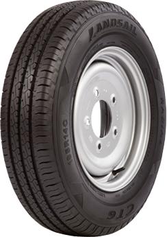 Summer Tyre LANDSAIL CT6 195/50R13 104/101 N