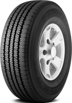 Tyre BRIDGESTONE HT D684II 265/65R17 112T TR