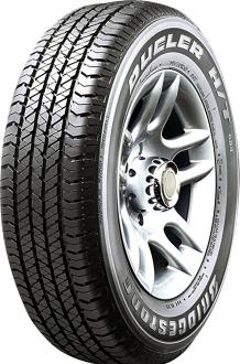 Summer Tyre BRIDGESTONE DUELER H/T 684 III 255/60R18 112 T