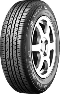 Summer Tyre LASSA GREENWAYS 165/60R14 75 H