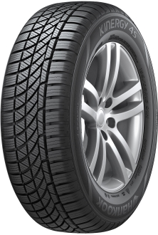All Season Tyre HANKOOK H740 KINERGY 4S 205/50R17 93 V
