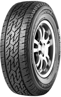 Summer Tyre LASSA COMPETUS A/T 265/70R15 112 T