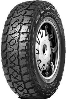 Summer Tyre KUMHO MT51 245/70R17 119/116 Q