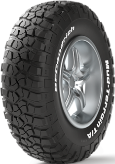 Summer Tyre BFGOODRICH MUD TERRAIN T/A KM2 255/85R16 119/116 Q
