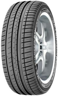 Summer Tyre MICHELIN PILOT SPORT 3 205/40R17 84 W