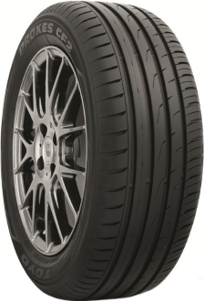 Summer Tyre TOYO PROXES CF2 165/60R15 77 H