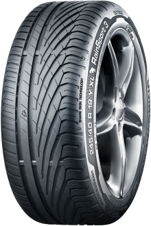 Summer Tyre UNIROYAL RAINSPORT 3 255/40R19 100 Y