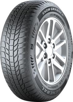 Winter Tyre GENERAL SNOW GRABBER + 215/70R16 100 H