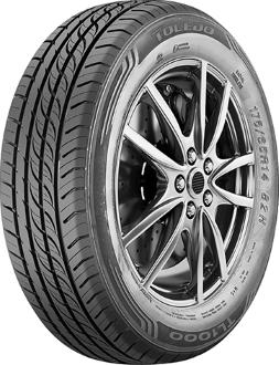 Summer Tyre TOLEDO TL1000 165/70R14 81 T