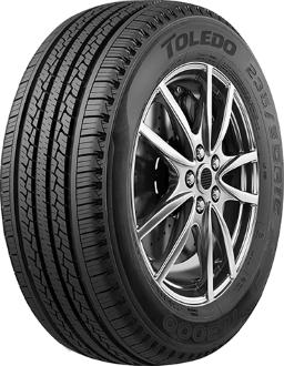 Summer Tyre TOLEDO TL3000 215/75R15 100 H