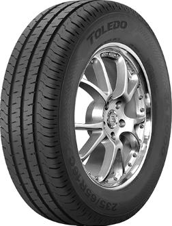 Summer Tyre TOLEDO TL5000 185/14R14 102/100 Q