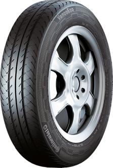 Summer Tyre CONTINENTAL VANCOECO 195/75R16 107 R