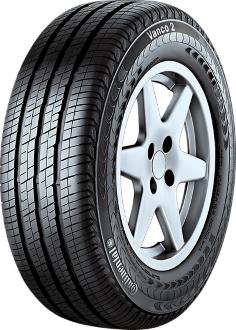 Summer Tyre CONTINENTAL VANCO 2 235/60R17 117 R