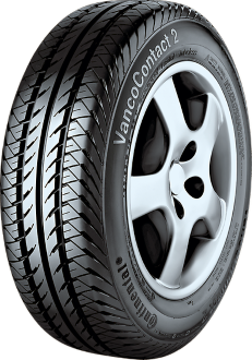Summer Tyre CONTINENTAL VANCOCONTACT 2 165/70R13 88 R