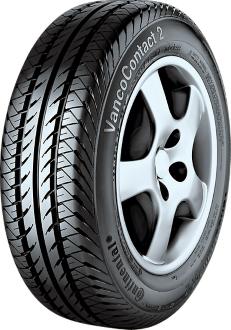 Summer Tyre CONTINENTAL VANCOCONTACT 2 165/70R13 88