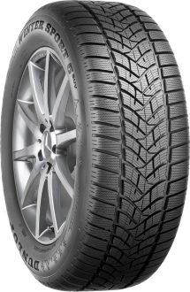 Winter Tyre DUNLOP WINTER SPORT 5 SUV 235/60R18 107 H