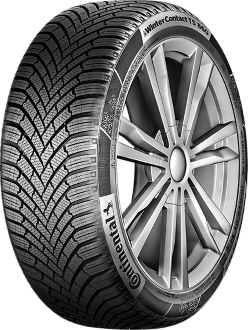 Winter Tyre CONTINENTAL WINTERCONTACT TS 860 185/50R16 81 H